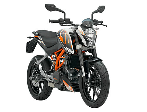 KTM Duke 390 coming to India in June at Rs 2.5 lakh
