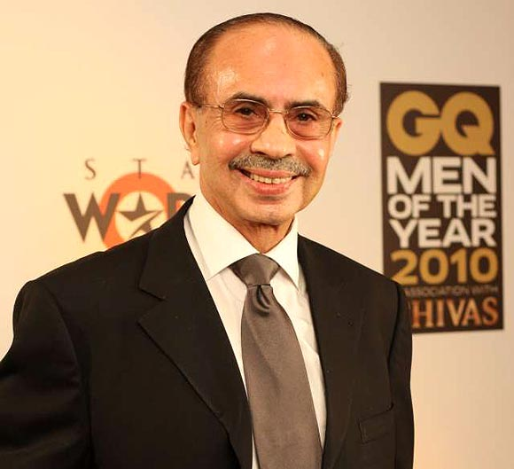 Adi Godrej, CMD, Godrej Industries