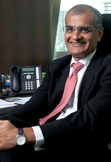 Rashesh Shah, CEO, Edelweiss Group
