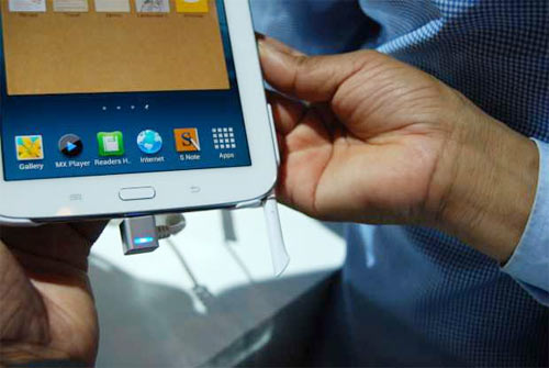 First look: Samsung Galaxy Note 510