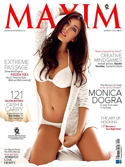 Monica Dogra suggests to go the natural way