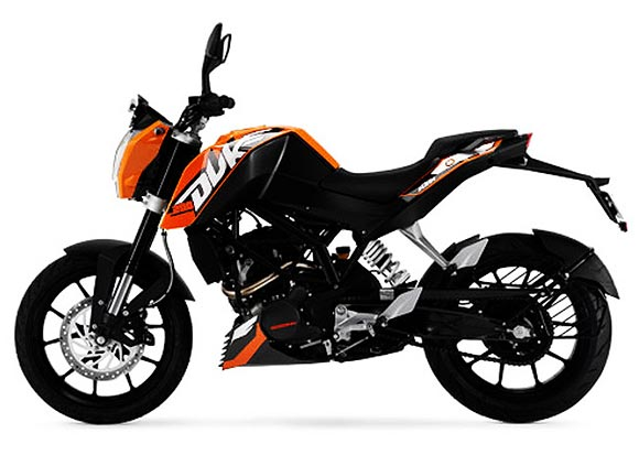 Bikes In India India s TOP entry level