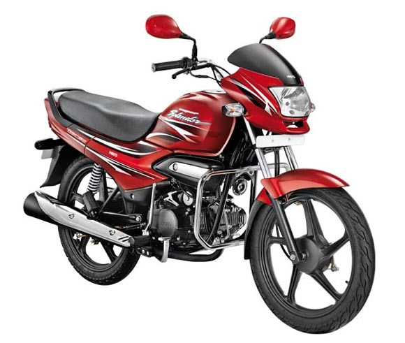 Hero MotoCorp Super Splendor