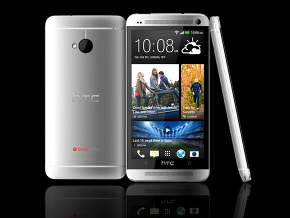 IN PICS: Hands on with HTC One