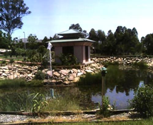 Mukti Gupteshwar Temple in Minto, Australia