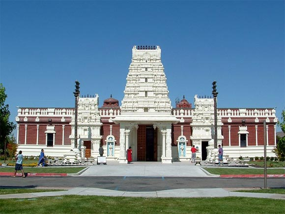 Shiva Vishnu Temple in Livermore, California
