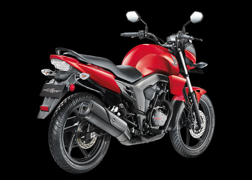 Honda CB Trigger to take on Yamaha FZ