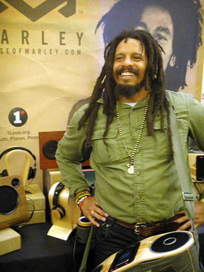 Latest News from India - Get Ahead - Careers, Health and Fitness, Personal Finance Headlines - I follow my father's footsteps: Rohan Marley