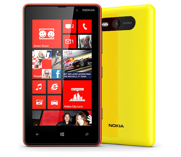 Latest News from India - Get Ahead - Careers, Health and Fitness, Personal Finance Headlines - Review: Nokia Lumia 820