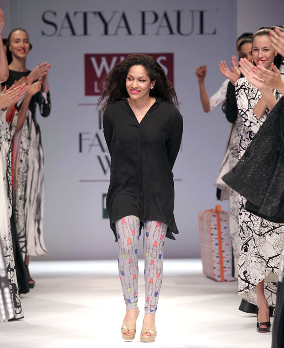 Masaba take a bow