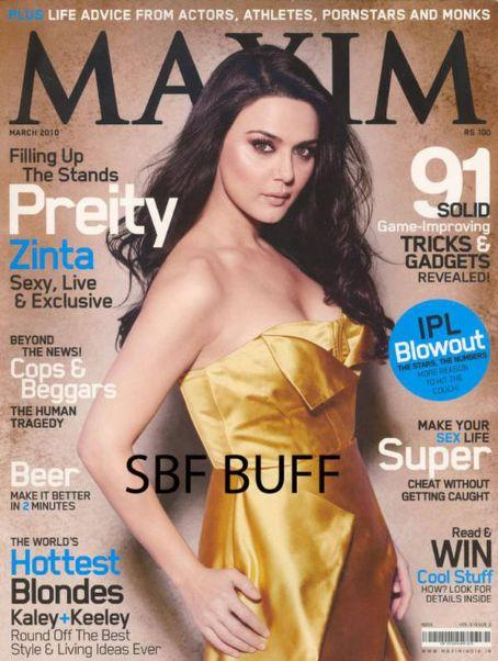 Cover of Maxim