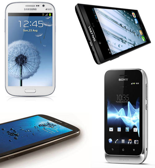Top 5 dual SIM Android smartphones