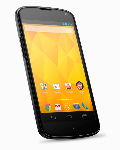 Review: Google Nexus 4