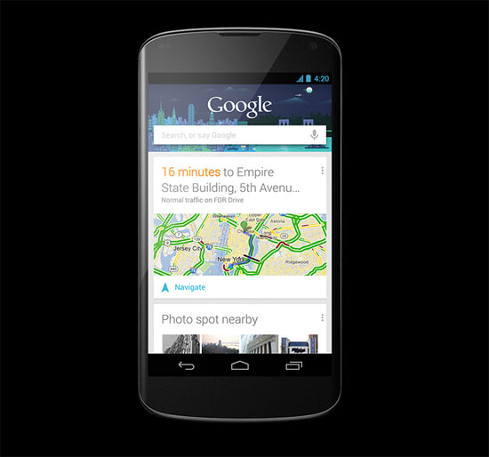 Review: Google Nexus 4