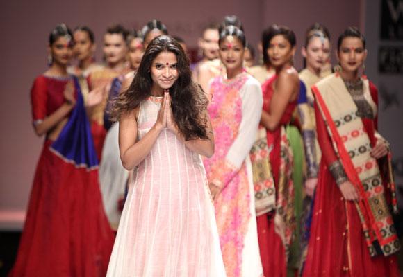 Vaishali Shadangule takes a bow