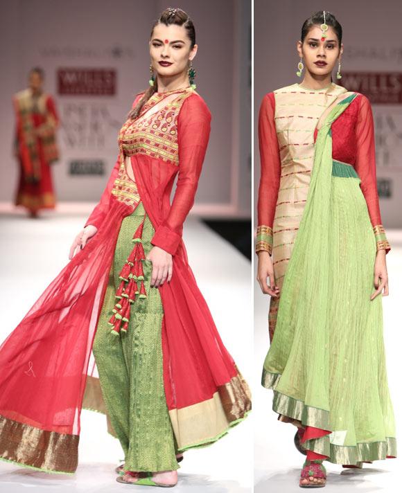 Vaishali Shadangule's eponymous clothing line   Vaishali S   encompasses her one-of-a-kind vision