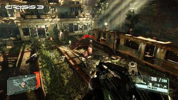 Gaming review: Crysis 3