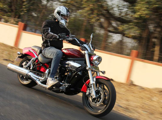 Latest News from India - Get Ahead - Careers, Health and Fitness, Personal Finance Headlines - Bike review: Hyosung Aquila Pro