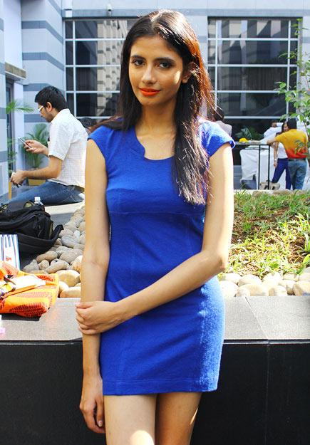 Model Tanvi Mishra