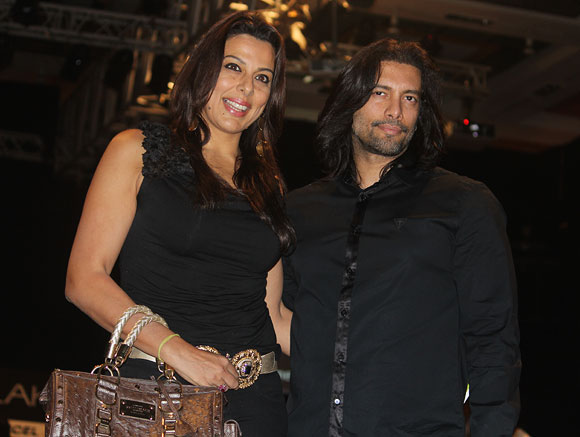Pooja Bedi and Akashdeep Saigal