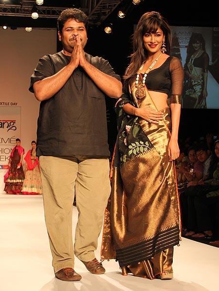 Gaurang Doshi with Chitrangadha Singh