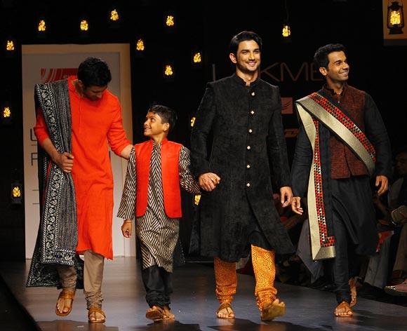 Amit, Lavesh, Sushant and Rajkumar Yadav