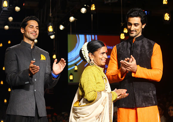 Dino Morea, Laxmi Hobde and Kunal Kapoor