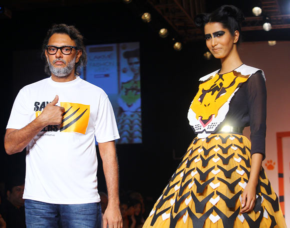 Manasvi Mamgai and Rakyesh Omprakash Mehra