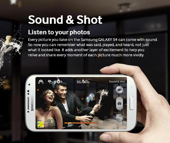 Samsung Galaxy S4: AMAZING Camera Features
