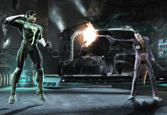 Gaming review: Injustice: Gods Among Us