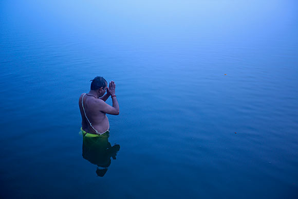 PICS: The quiet splendour of the Ganga