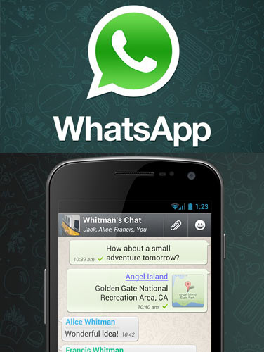 Has WhatsApp killed the SMS?