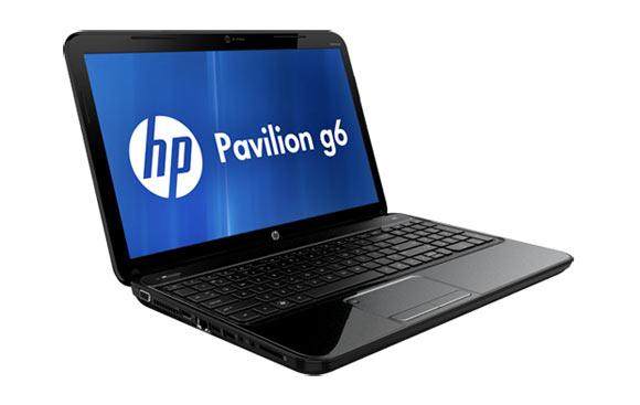 HP Pavilion G6-1117TX