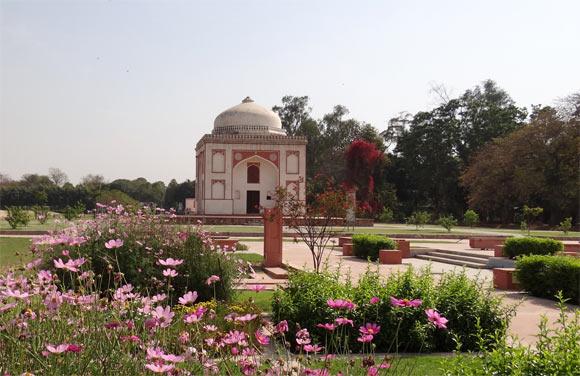 Exploring Delhi: The fascinating Sunder Nursery