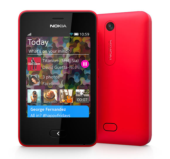 Nokia Asha 501 vs Samsung Rex 90