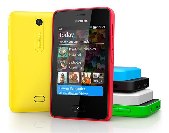 Nokia Asha 501 vs Samsung Rex 90