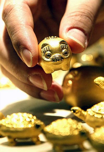 On Akshaya Tritiya, buying gold is considered auspicious