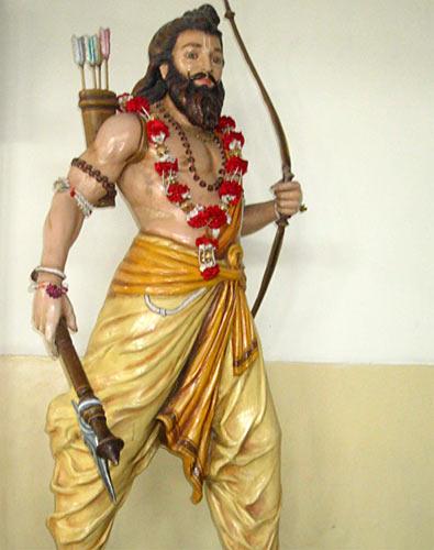 Akshaya Tritiya marks the birth of Lord Parshurama