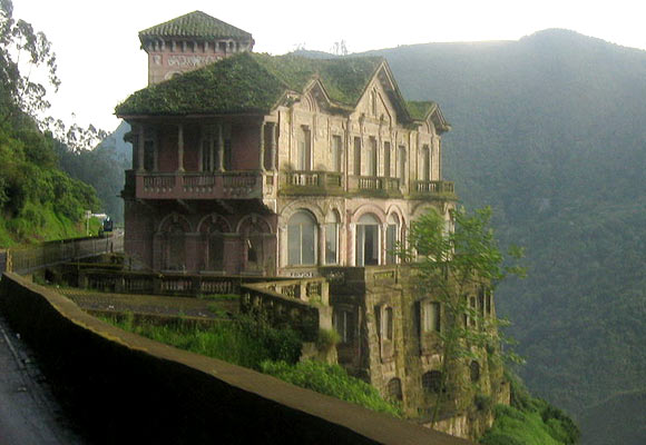 Hotel Salto del Tequendama, Colombia