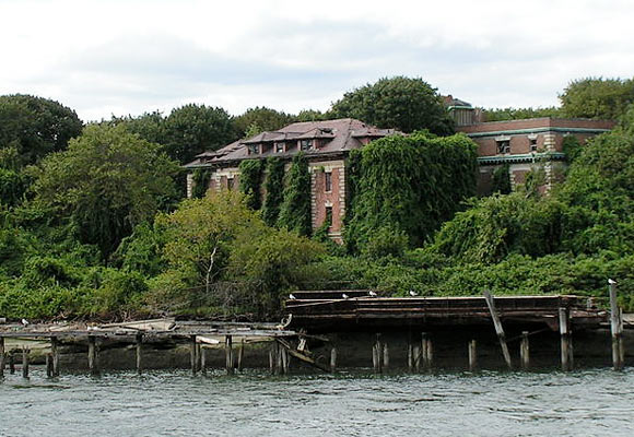 North Brother Island, USA