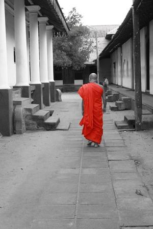 The Malwatta Monastery