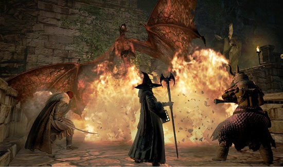 Gaming review: Dragon's Dogma - Dark Arisen