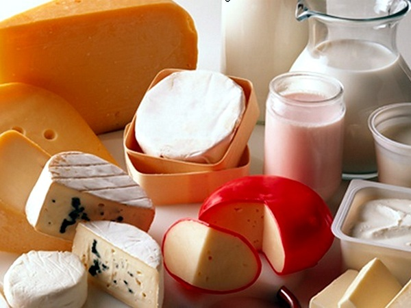 Nutrient rich dairy (low fat) for healthy weight loss