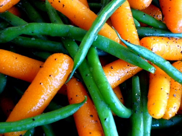 Nutrient rich orange vegetables for healthy weight loss