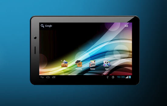Micromax Funbook 3G P560 tablet