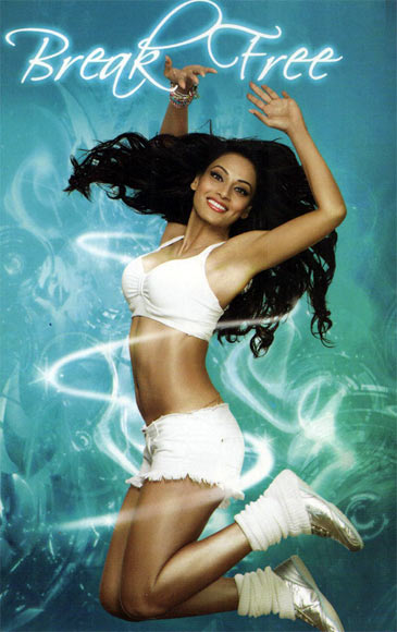 Break Free Bipasha Basu Love Yourself DVD cover