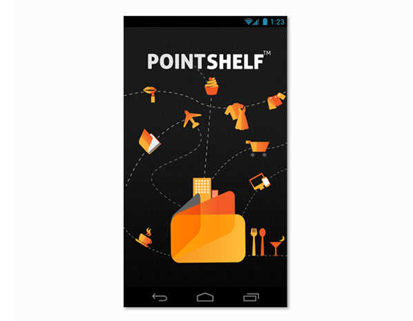 Pointshelf is an Android application
