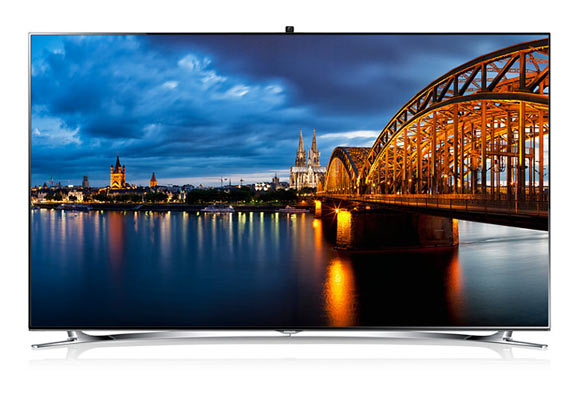 Samsung F9500 OLED TV (for representation purpose only; not actual image)