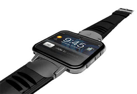 iWatch (for represenational purpose only; not actual image)