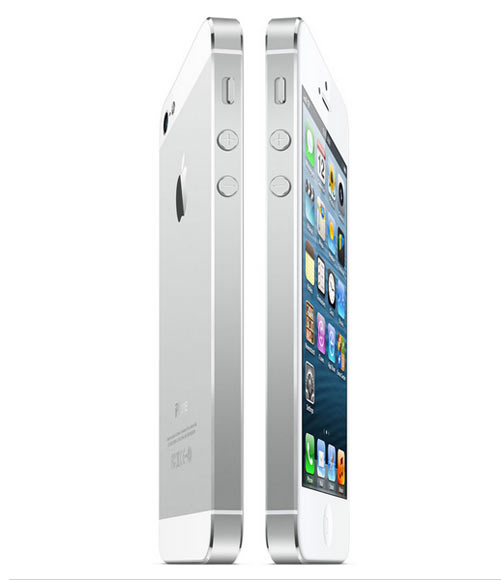iPhone 5S (for represenational purpose only; not actual image)